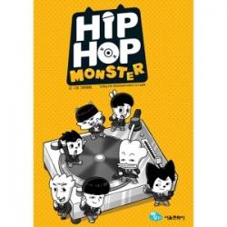 [PRE-ORDER] BTS - HipHop Monster