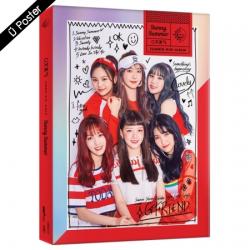 """[PRE-ORDER] GFRIEND - Summer Mini Album """"Sunny Summer"""" (SUNNY Ver.)"""