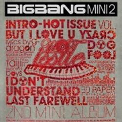 """[PRE-ORDER] Bigbang - 2nd Mini Album """"Hot Issue"""""""