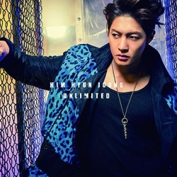 "[PRE-ORDER] KIM HYUN JOONG - Japan Album ""UNLIMITED"" (DVD Limited Edition | Type B}"