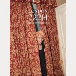 """[PRE-ORDER] KANG SUNG HOON - The 1st Photobook """"LONDON 222H KANG SUNG HOON"""" (C Ver.)"""