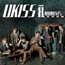 "[PRE-ORDER] U-KISS - 8th Mini Album ""MOMENTS"""