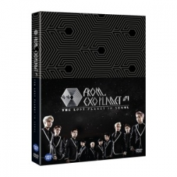 """[PRE-ORDER] EXO - EXO FROM. EXOPLANET #1 """"THE LOST PLANET in SEOUL"""""""