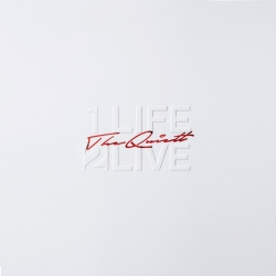 "[PRE-ORDER] THE QUIETT - 6th Album ""1 LIFE 2 LIVE"""