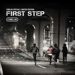 "[PRE-ORDER] CNBLUE - 1st Album ""First Step"" (Special Limited Album)"