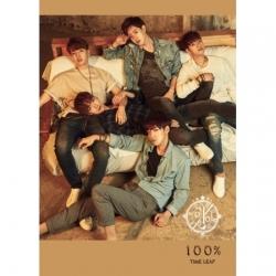 "[PRE-ORDER] 100% - 3rd Mini Album ""TIME LEAP"""