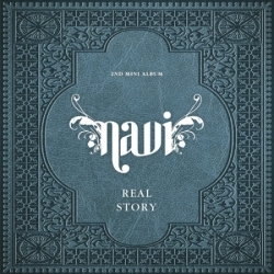 "[PRE-ORDER] NAVI - 2nd Mini Album ""REAL STORY"""