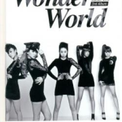 """[PRE-ORDER] WONDER GIRLS - """"WONDER WORLD"""" (Normal Edition)"""