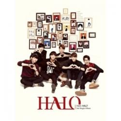 "[PRE-ORDER] HALO - 2nd Single Album ""HELLO HALO"""