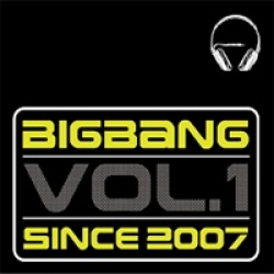 "[PRE-ORDER] Bigbang - 1st Single Album ""Bigbang Vol.1 (SINCE 2007)"""