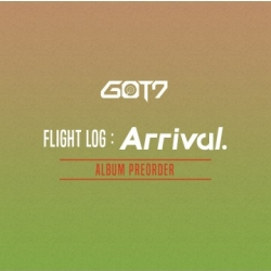 "[PRE-ORDER] GOT7 - 6th Mini Album ""FLIGHT LOG : ARRIVAL"" (Ever Ver.)"