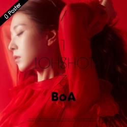 """[PRE-ORDER] BOA - 1st Mini Album """"ONE SHOT, TWO SHOT"""""""
