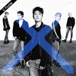 """[PRE-ORDER] CROSS GENE - 5th Mini Album """"ZERO"""" (A Ver.)"""