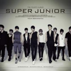 "[PRE-ORDER] Super Junior - 4th Album Repackage ""Bonamana"""