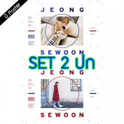 "[PRE-ORDER] JEONG SE WOON - 1st Mini Album Part.2 ""AFTER"" (SET 2 ปก)"