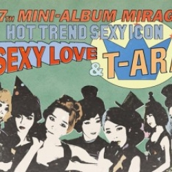 "[PRE-ORDER] T-ARA - 6th Mini Album Repackage ""MIRAGE"""