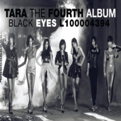 "[PRE-ORDER] T-ARA - 4th Mini Album ""Black Eyes"""