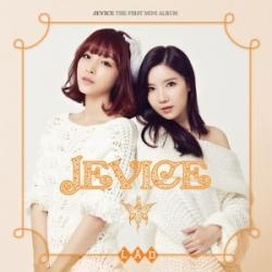 "[PRE-ORDER] Jevice - 1st Mini Album ""L.A.D"""