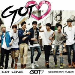 "[PRE-ORDER] GOT7 - 2nd Mini Album ""GOT&#x2661"""