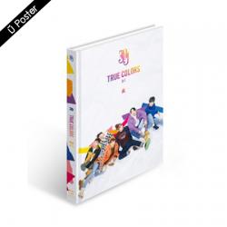 "[PRE-ORDER] JBJ - 2nd Mini Album ""TRUE COLORS"" (VOLUME Ⅱ-Ⅰ)"