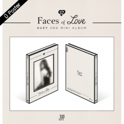 "[PRE-ORDER] SUZY - 2nd Mini Album ""FACES OF LOVE"""
