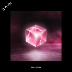 "[PRE-ORDER] BLACKPINK - 1st Mini Album ""SQUARE UP"" (BLACK VER.)"