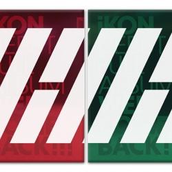 "[PRE-ORDER] iKON - DEBUT FULL ALBUM ""WELCOME BACK"" + Poster"