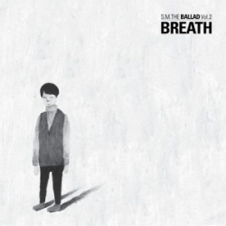 """[PRE-ORDER] S.M. The Ballad - 2nd Mini Album """"Breath"""" (Korean Ver.)"""