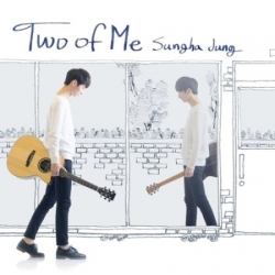 "[PRE-ORDER] JUNG SUNG HA - 5th Album ""TWO OF ME"""