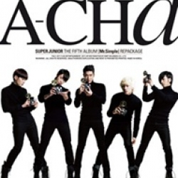"[PRE-ORDER] Super Junior - 5th Album Repackage ""A-CHA"""