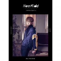 "[PRE-ORDER] NNewkidd - 1st Single Album ""Lemme spoil u (WILL YOU BE MA)"""