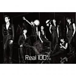 """[PRE-ORDER] 백퍼센트 (100%) - Mini Album """"REAL 100%"""""""