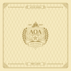 "[PRE-ORDER] AOA - 1st Album ""ANGEL'S KNOCK"" (A VER.)"