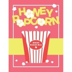 "[PRE-ORDER] HONEY POPCORN - 1st Mini Album ""BIBIDI BABIDI BOO"""