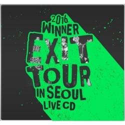[PRE-ORDER] WINNER - 2016 WINNER EXIT TOUR IN SEOUL LIVE (CD)