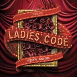 "[PRE-ORDER] Ladies' Code - 1st Mini Album ""CODE#01 Bad Girl"""