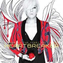 "[PRE-ORDER] G-DRAGON - 1st Single Album ""Heartbreaker"" (ปกใหม่)"