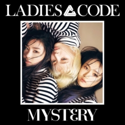 "[PRE-ORDER] Ladies' Code - 2nd Single Album ""MYST3RY"""