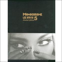 """[PRE-ORDER] LEE HYORI - 5th Album """"MONOCHROME"""" (Limited Edition)"""