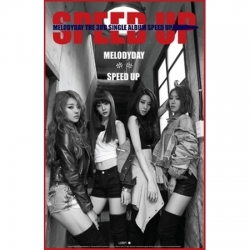 "[PRE-ORDER] MELODYDAY - 3rd Single Album ""SPEED UP"""