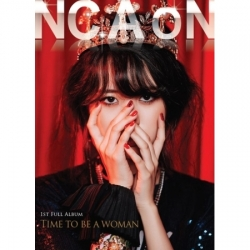 "[PRE-ORDER] NC.A - 1st Album ""TIME TO BE A WOMAN"""