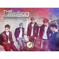 "[PRE-ORDER] LEGEND - 2nd Mini Album ""Sound Up!"""