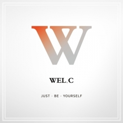 "[PRE-ORDER] WEL.C - 1st Single Album ""JUST BE YOURSELF"""