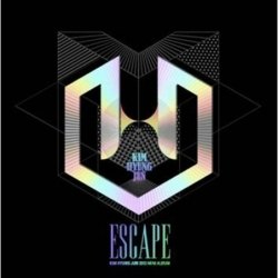 "[PRE-ORDER] KIM HYEONG JUN - 2nd Mini Album ""ESCAPE"" (Package 2)"