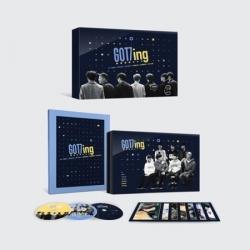 [PRE-ORDER] GOT7 - GOT7ING 3DVD (มีซับไทย)