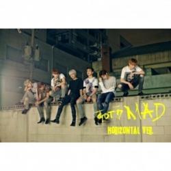 "[PRE-ORDER] GOT7 - 4th Mini Album ""MAD"" (Horizontal Ver.)"