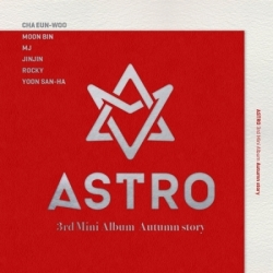 "[PRE-ORDER] ASTRO - 3rd Mini Album ""AUTUMN STORY"" (Red Ver.)"