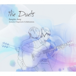 "[PRE-ORDER] JUNG SUNG HA - Special Collaboration Album ""THE DUETS"""