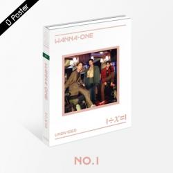 "[PRE-ORDER] WANNA ONE - Special Album ""1÷Χ=1 (UNDIVIDED)"" (NO.1 VER.)"