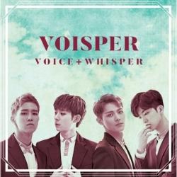 """[PRE-ORDER] VOISPER - 1st Mini Album """"VOICE + WHISPER"""""""